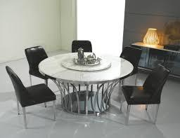lazy susan marble dining table sevenstonesinc