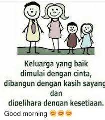 Meme Cinta Keluarga