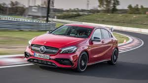 Mercedes-AMG A45 (2017) review by CAR Magazine