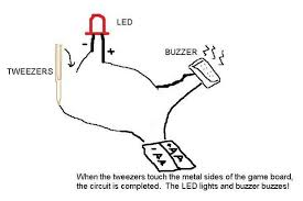 your own operation board game 5 steps pictures step 2 yep that s all it is the circuit