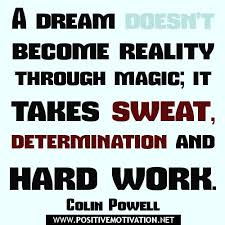 Inspirational Quotes About Hard Work Stunning Inspirational Quotes About Work Hard Work Quotes A Dream
