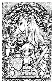 Destiny Game Coloring Pages