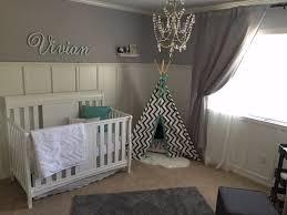 Viv\u0027s Gray and White Nursery | Project nursery, Nursery and ...