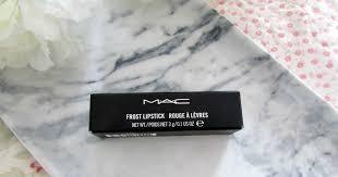 Review | MAC's New York Apple Lipstick - FleurDanielle