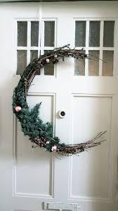 Weihnachtliche Türdeko Von Nadin Handicraftdesigns Nadin