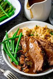 slow cooker roast beef nicky s