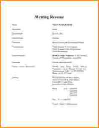 Endearing How To Prepare A Resume 11 Bibliography Format ...