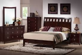 Modern King Bedroom Sets Furniture With Comfortable Fur Rugs And Small  Bedside Table For Master Bedroom Design Ideas