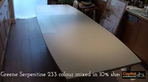 paint lacquer furniture. Spray Painting Rustic Table, Paint Over Lacquered Finish, Change To Finish - YouTube Lacquer Furniture A