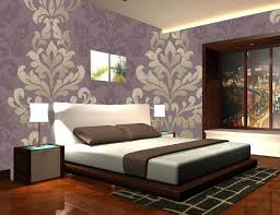 Marvelous Bedroom Paint And Wallpaper Ideas 15