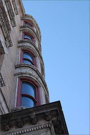 old architectural photography. Architectural Photography - Old High Rise At The Intersection Of And Market Streets, West C