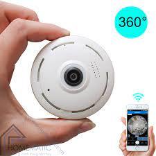 Camera giám sát toàn cảnh 360 độ PANORAMIC V380