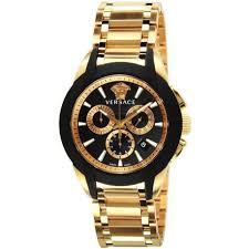 m8c80d009s080 gold watch 42mm versace m8c80d009s080 men s watch gold