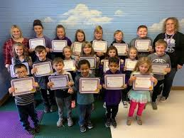 Achievement Awards For Elementary Students George Nettels Elementary