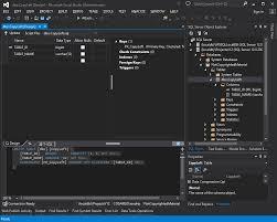 Visual Studio Design Tools Overview Of Sql Server Data Tools For Microsoft Visual Studio