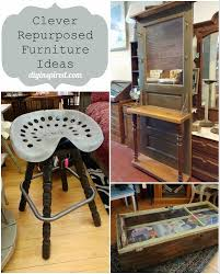 diy repurposed furniture. Delighful Furniture Cleverrepurposedfurnitureideasdiyinspired On Diy Repurposed Furniture O