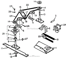 mtd 131 013 190 fr 1800 1991 parts diagram for onan engine parts onan engine parts diagram swipe swipe previous diagrams next diagrams 42 inch deck drive