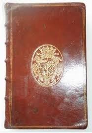 books see more reliure maroquin aux armes de la famille d entragues semaine sainte 1688