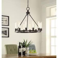 lighting design ideas oil rubbed bronze chandelier lighting ana 12 light chandelier round track design