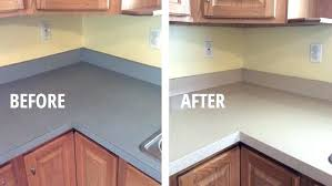 rustoleum countertop refinishing charcoal transformation kit review s
