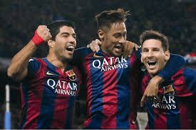 The world's best soccer player is making $646,000 per week. The Net Worth Of Barcelona S Super Strike Force Messi Neymar Suarez Barcablog