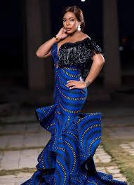 Image result for latest ankara aso ebi styles 2019