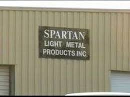 Spartan Light Metal Products Spartan Light Metal Products Lays Off More Than 100 Workers