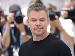Cannes: Matt Damon helfen Erfahrungen ...