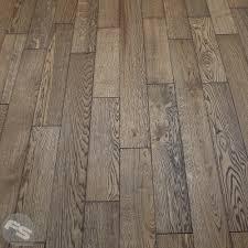 Rustic Wood Flooring Aged Rustic Brown Oak Brushed Oiled Solid Wood Flooring