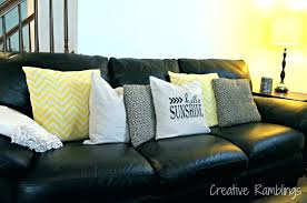 yellow furniture. Fantastic Yellow Couch Pillows Decorative Pillow Furniture Throw For Luxury