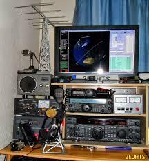 Amateur radio equipment used