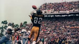 Hall of Fame wide receiver John Stallworth
