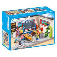Playmobil City Life Klassenzimmer Geschichtsunterricht 9455