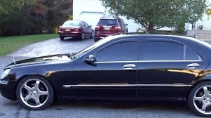 2000 Mercedes Benz S500 With AMG Package For Sale! - YouTube