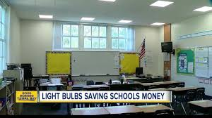 Schools Make Switch To Led Lights To Save On Energy Costs In