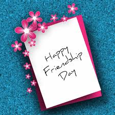 advance friendship day card images