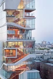 Modern Office Building Design Adorable Vagelos Educational Building By DSR Architecture Pinterest