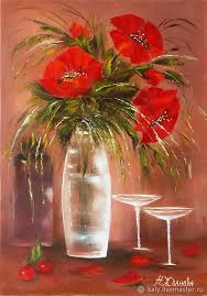 red poppies paintings canvas wall art poppies flowers painting oil canvas