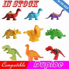 Creator Duplo Animal <b>Jurassic Park Dinosaur World</b> Tyrannosaurus ...