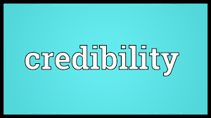 Image result for credibility images