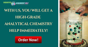 analytical chemistry help chemistry assignment help analytical chemistry help