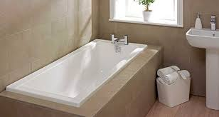 average cost of supplying and fitting a new bathtub