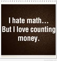 Funny Quotes For Instagram Cool Funny I Hate Math Instagram Quote
