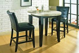 monarch round pub table 4 stools at gardner white