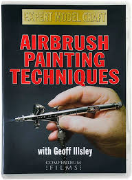 picture of airbrush painting techniques