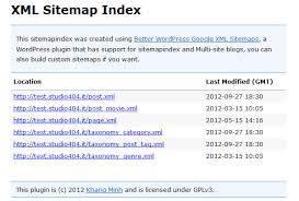 step 1 install and configure better wordpress google xml sitemaps plugin