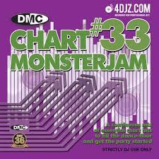 Dmc Chart Monsterjam Vol 33 Djremixalbums Com