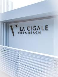 La Cigale Seating Chart With Numbers The Spirit La Cigale Vista Beach Roquebrune Cap Martin