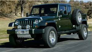 2017-2018: Jeep to Build Wrangler Pickup Truck – ExtremeTerrain.com Blog