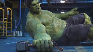 Thor vs Hulk - Fight Scene - The Avengers (2012) Movie Clip HD - YouTube